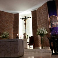 Photo taken at Parroquia Nuestra Señora del Carmen by Pepe V. on 10/4/2015