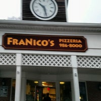 Photo taken at Franico's Pizzeria by Garry E. on 2/25/2017