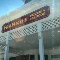 Photo taken at Franico's Pizzeria by Garry E. on 7/30/2017