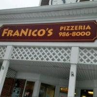 Photo taken at Franico's Pizzeria by Garry E. on 3/18/2017