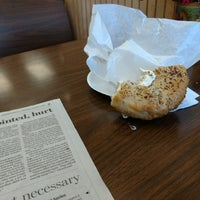 Photo taken at Downtown Bagels by Garry E. on 11/1/2017