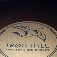 Photo taken at Iron Hill Brewery & Restaurant by Matt W. on 3/20/2013