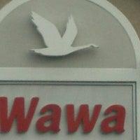 Photo taken at Wawa by Matt W. on 3/7/2013
