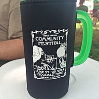 Photo taken at ComFest by Allison B. on 6/27/2014