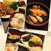 Photo taken at Ai Sushi by Donat S. on 3/18/2014