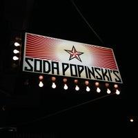 Photo taken at Soda Popinski by Schuyler A. on 2/6/2013