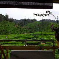 Photo taken at Cameron Bharat Tea Valley by Awer S. on 6/15/2013