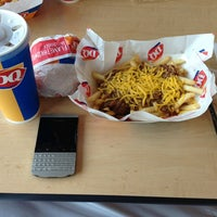 Photo taken at Dairy Queen by Saudi R. on 9/7/2013