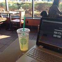 Photo taken at Starbucks by Anička J. on 1/16/2015