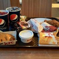 Photo taken at KFC by Fattin M. on 12/2/2015
