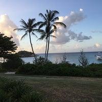 Photo taken at Lizard Island by Danielle K. on 12/18/2017