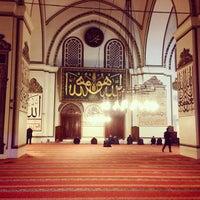 Photo taken at Ulu Cami by Ali Kemal Y. on 3/5/2013