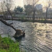 Photo taken at Lara Su Cafe - Düden Park by Serdar T. on 2/5/2018