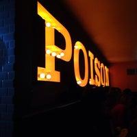 Снимок сделан в Poison пользователем Дашуля 🔆 3/14/2014