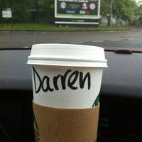 Photo taken at Starbucks by Darren W. on 5/21/2013