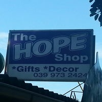 Photo taken at The Hope Shop by Stephen B. on 12/27/2013