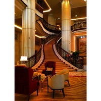 Photo taken at The St. Regis Abu Dhabi by ad33370 a. on 9/1/2013