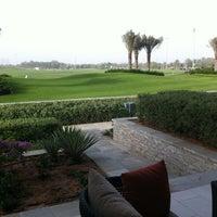 Photo taken at The Westin Abu Dhabi Golf Resort & Spa by Rasha T. on 4/5/2013