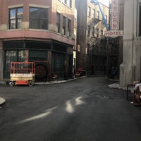 Photo taken at New York Street by Samantha V. on 12/11/2017