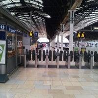Photo taken at Platform 2 by Dan W. on 3/30/2013