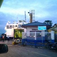 Photo taken at Pelabuhan Bakauheni by Julio A. on 1/23/2013