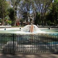 Photo taken at Parque de los Venados by Luis Fernando C. on 12/27/2012