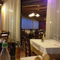 Photo taken at Hotel Santo Stefano by Lara B. on 7/7/2013