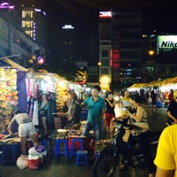 Photo taken at Ben Thanh Night Market by ielamorry o. on 12/28/2014