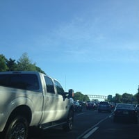 Photo taken at Garden State Parkway - Exit 141 by Kathleene C. on 6/4/2013