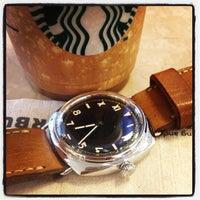 Photo taken at Starbucks by Thawatchai C. on 7/12/2013