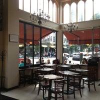 Photo taken at Cafe Divine by Francesco C. on 3/30/2013