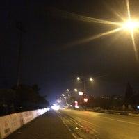 Photo taken at Kıbrıs Şehitleri Caddesi by Tuubaaa on 1/16/2017
