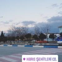 Photo taken at Kıbrıs Şehitleri Caddesi by Tuubaaa on 1/31/2017
