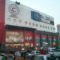 Photo taken at Hyderabad Central by Kapil A. on 2/21/2013