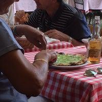 Das Foto wurde bei Pizzeria El Portico von Roger W. am 9/18/2014 aufgenommen
