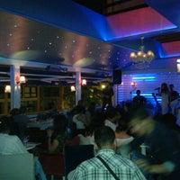 Photo taken at Pierre loti Cafe & Bistro by Fırat S. on 7/16/2013