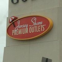 ... Photo taken at Jersey Shore Premium Outlets by Julie C. on 5/6/ ...