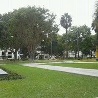 Foto tomada en Parque Combate de Abtao por Lily C. el 5/11/2013