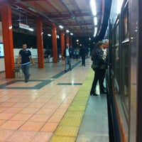 Photo taken at Esenler Metro İstasyonu by İrfan L. on 10/15/2015