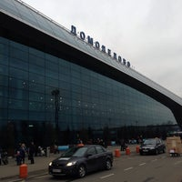 Photo taken at Domodedovo International Airport (DME) by Andy N. on 11/23/2013