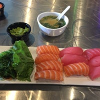 Photo taken at Trapper's Sushi by Crissy S. on 4/6/2017