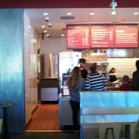 Photo taken at Chipotle Mexican Grill by Ayush A. on 4/14/2013