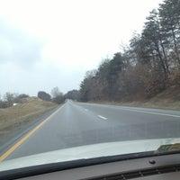 Photo taken at Interstate 81 by Annie L. on 3/3/2013
