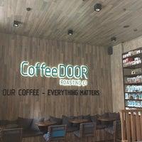 Снимок сделан в Coffee Door пользователем Андрей С. 4/13/2018