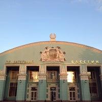 Photo taken at Спортивный плавательный комплекс ЦСКА by Vyacheslav M. on 5/19/2017