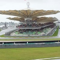 Photo taken at Formula One Paddock Club™ - Sepang International Circuit by cairell i. on 10/21/2012