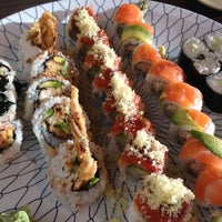 Photo taken at Mio Sushi by Kathy 👩🏻💻 L. on 7/20/2013