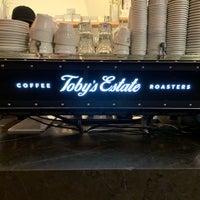 9/18/2018 tarihinde Kathy 👩🏻💻 L.ziyaretçi tarafından Toby's Estate Coffee'de çekilen fotoğraf