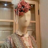 Photo taken at Emel Aksoy Ottoman Costume Museum by Merve K. on 7/15/2014