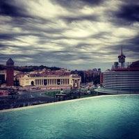 รูปภาพถ่ายที่ Piscina B-Hotel โดย Маруся ♐️ ❤. เมื่อ 8/25/2013